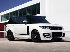 Ver foto 11 de Topcar Land Rover Range Rover Lumma CLR R L405 2013
