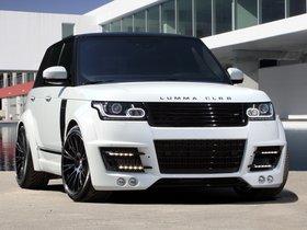 Ver foto 10 de Topcar Land Rover Range Rover Lumma CLR R L405 2013