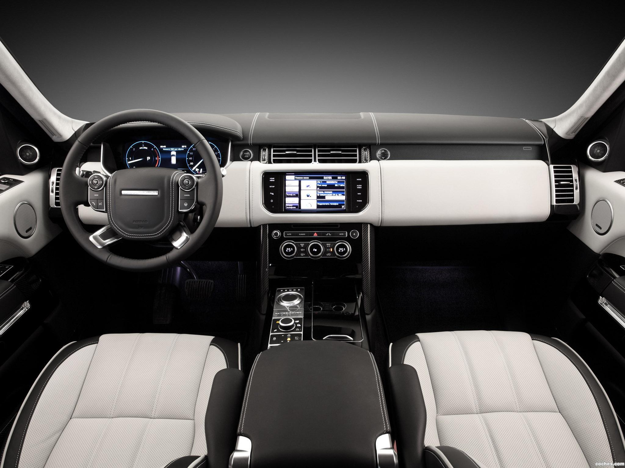 Foto 17 de Topcar Land Rover Range Rover Lumma CLR R L405 2013