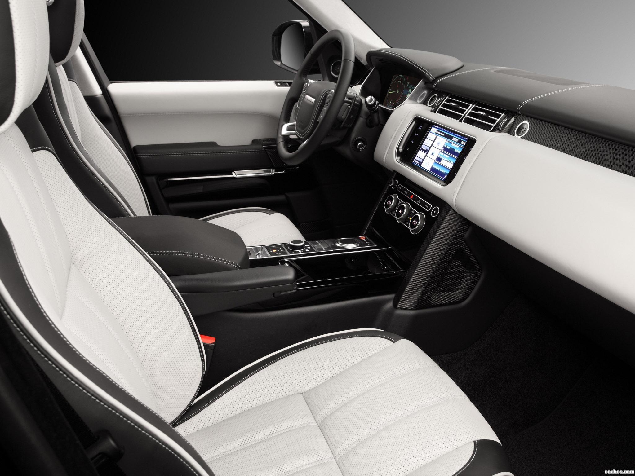 Foto 15 de Topcar Land Rover Range Rover Lumma CLR R L405 2013
