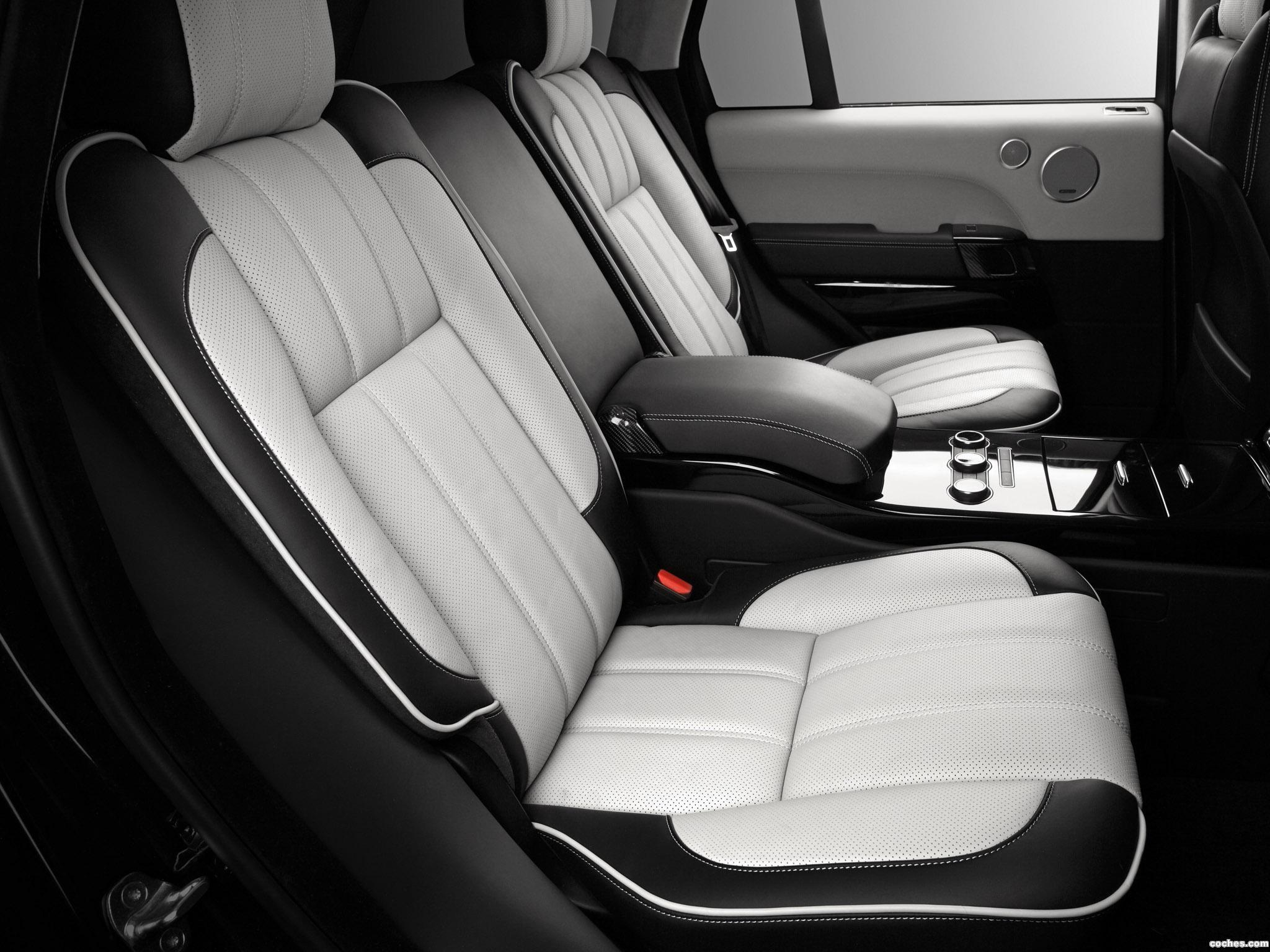 Foto 14 de Topcar Land Rover Range Rover Lumma CLR R L405 2013