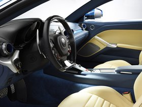 Ver foto 18 de Touring Superleggera Berlinetta Lusso 2015
