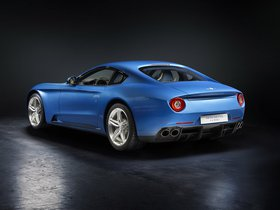 Ver foto 7 de Touring Superleggera Berlinetta Lusso 2015