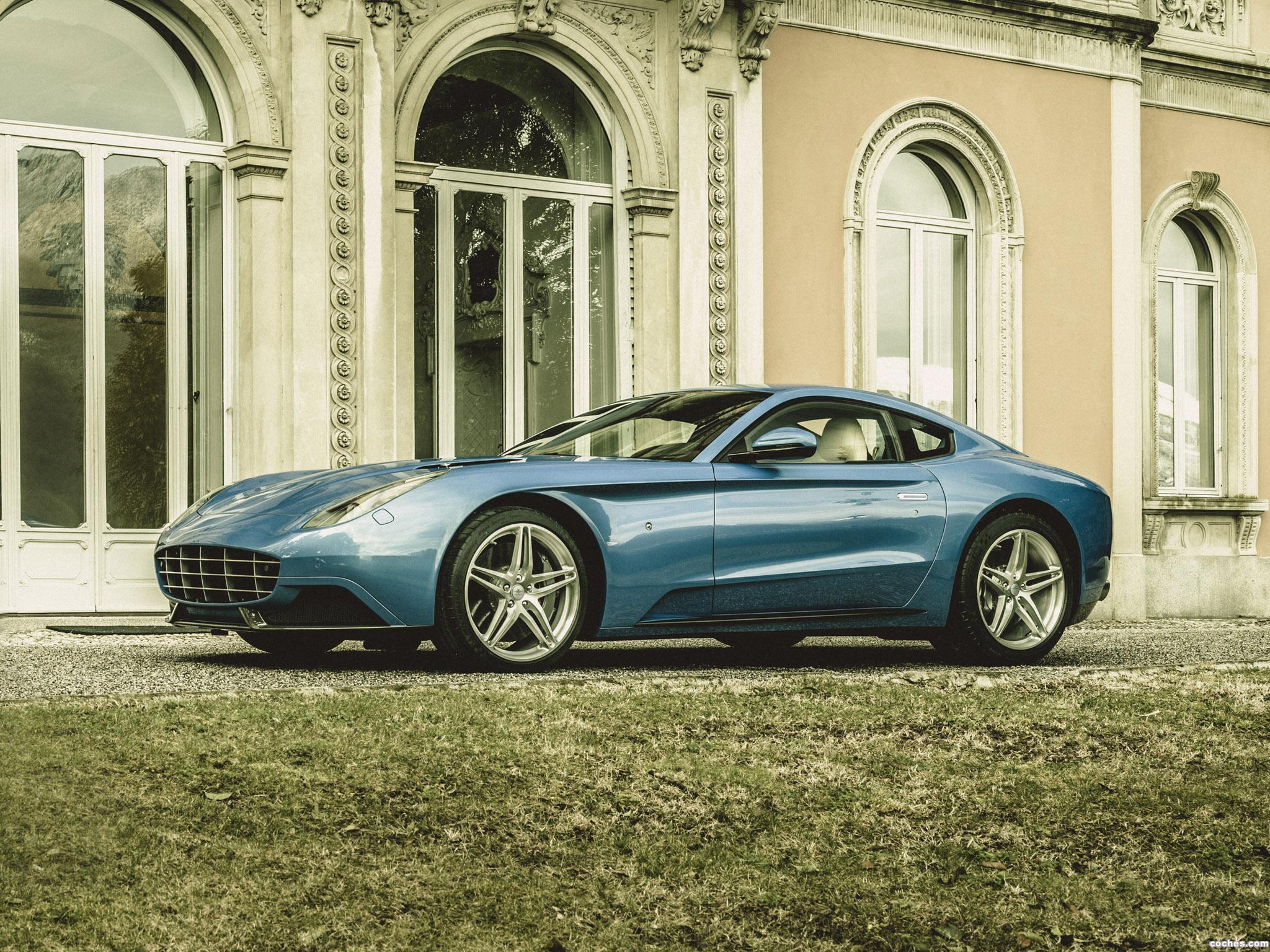 Foto 5 de Touring Superleggera Berlinetta Lusso 2015