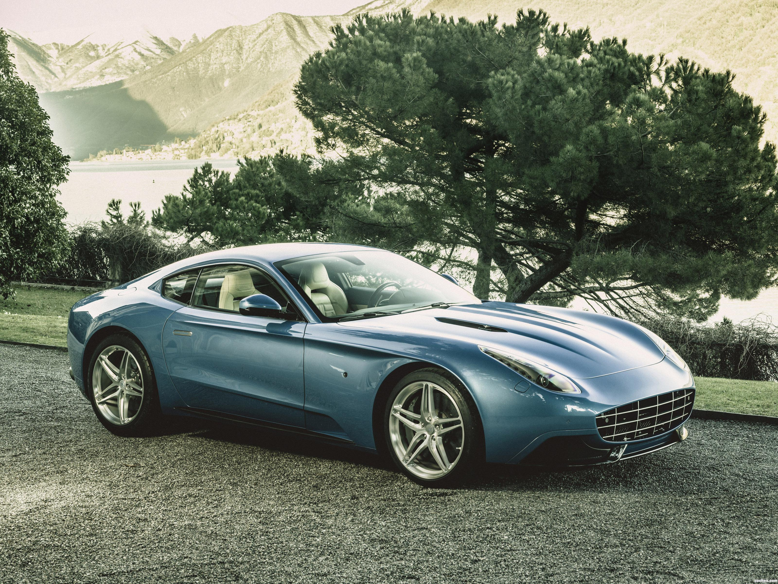 Foto 0 de Touring Superleggera Berlinetta Lusso 2015
