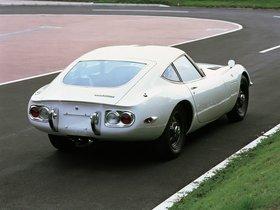 Ver foto 21 de Toyota 2000GT MF10 USA 1967
