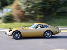 Ver foto 20 de Toyota 2000GT MF10 USA 1967