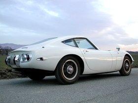 Ver foto 19 de Toyota 2000GT MF10 USA 1967