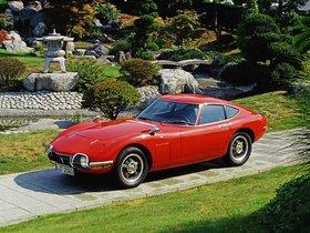 Ver foto 18 de Toyota 2000GT MF10 USA 1967