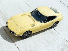 Ver foto 10 de Toyota 2000GT MF10 USA 1967