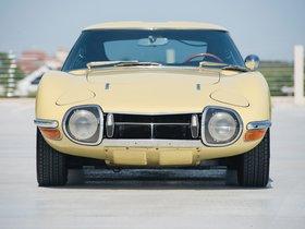 Ver foto 8 de Toyota 2000GT MF10 USA 1967