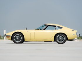 Ver foto 6 de Toyota 2000GT MF10 USA 1967