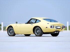 Ver foto 5 de Toyota 2000GT MF10 USA 1967