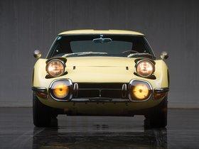 Ver foto 2 de Toyota 2000GT MF10 USA 1967