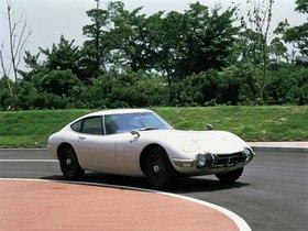 Ver foto 22 de Toyota 2000GT MF10 USA 1967