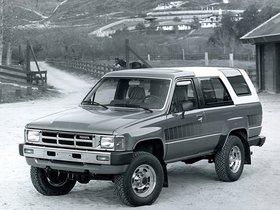 Ver foto 4 de Toyota 4Runner 1984