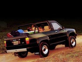 Ver foto 2 de Toyota 4Runner 1984