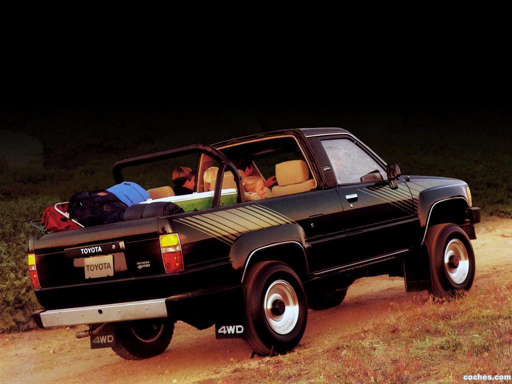 Foto 1 de Toyota 4Runner 1984