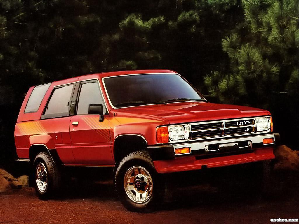 Foto 0 de Toyota 4Runner 1984