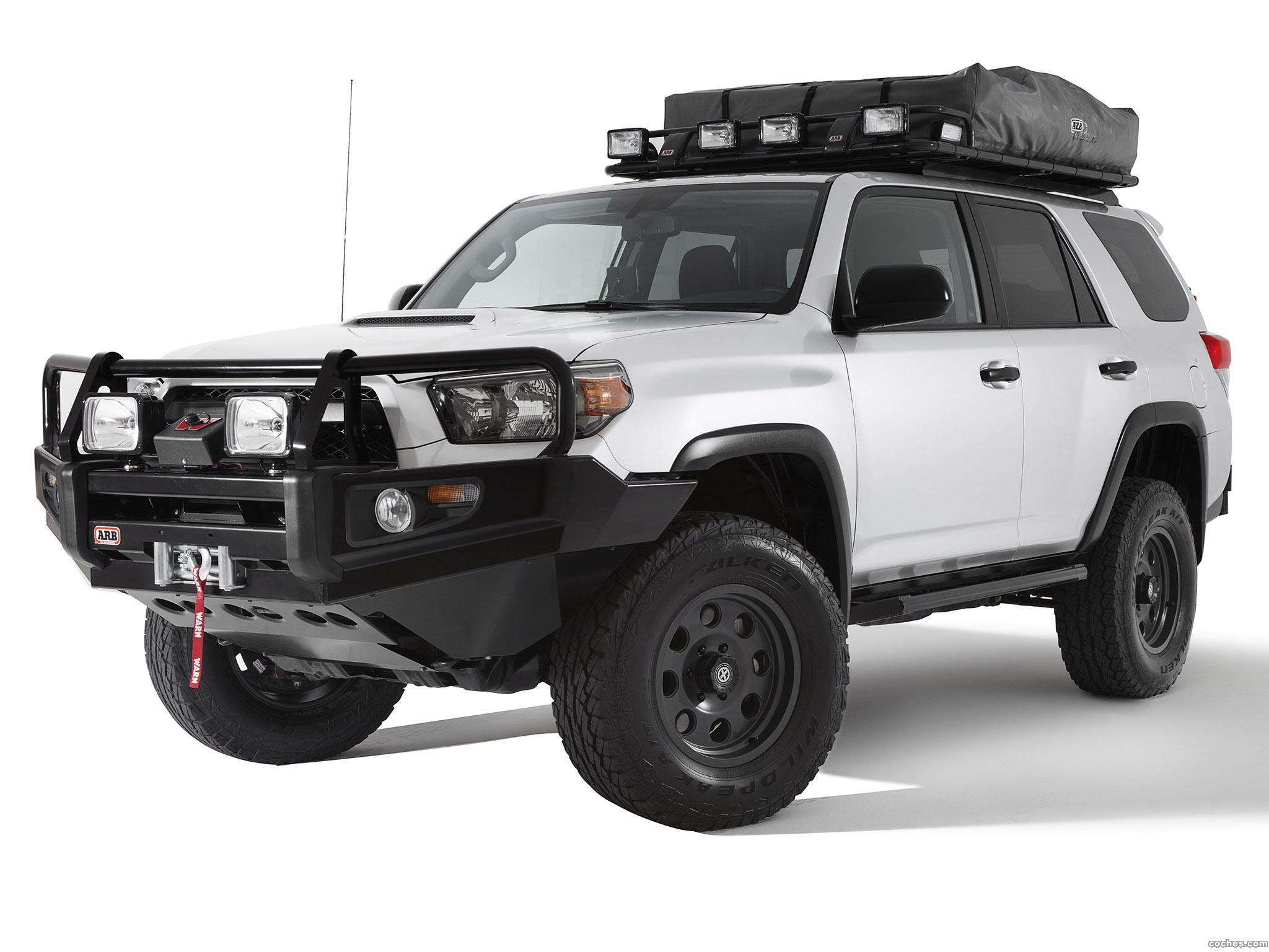 Foto 0 de Toyota 4Runner Four Wheeler 2010