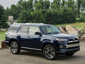 Ver foto 2 de Toyota 4Runner Limited 2013