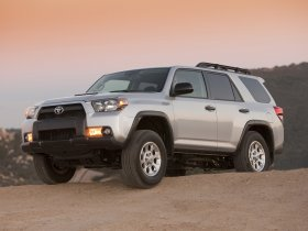 Ver foto 3 de Toyota 4Runner Trail 2010