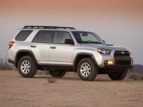 Ver foto 2 de Toyota 4Runner Trail 2010