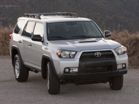 Ver foto 11 de Toyota 4Runner Trail 2010