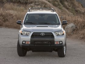 Ver foto 10 de Toyota 4Runner Trail 2010