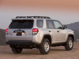 Ver foto 8 de Toyota 4Runner Trail 2010