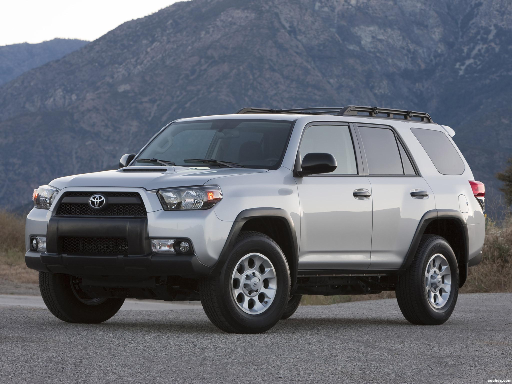 Foto 0 de Toyota 4Runner Trail 2010