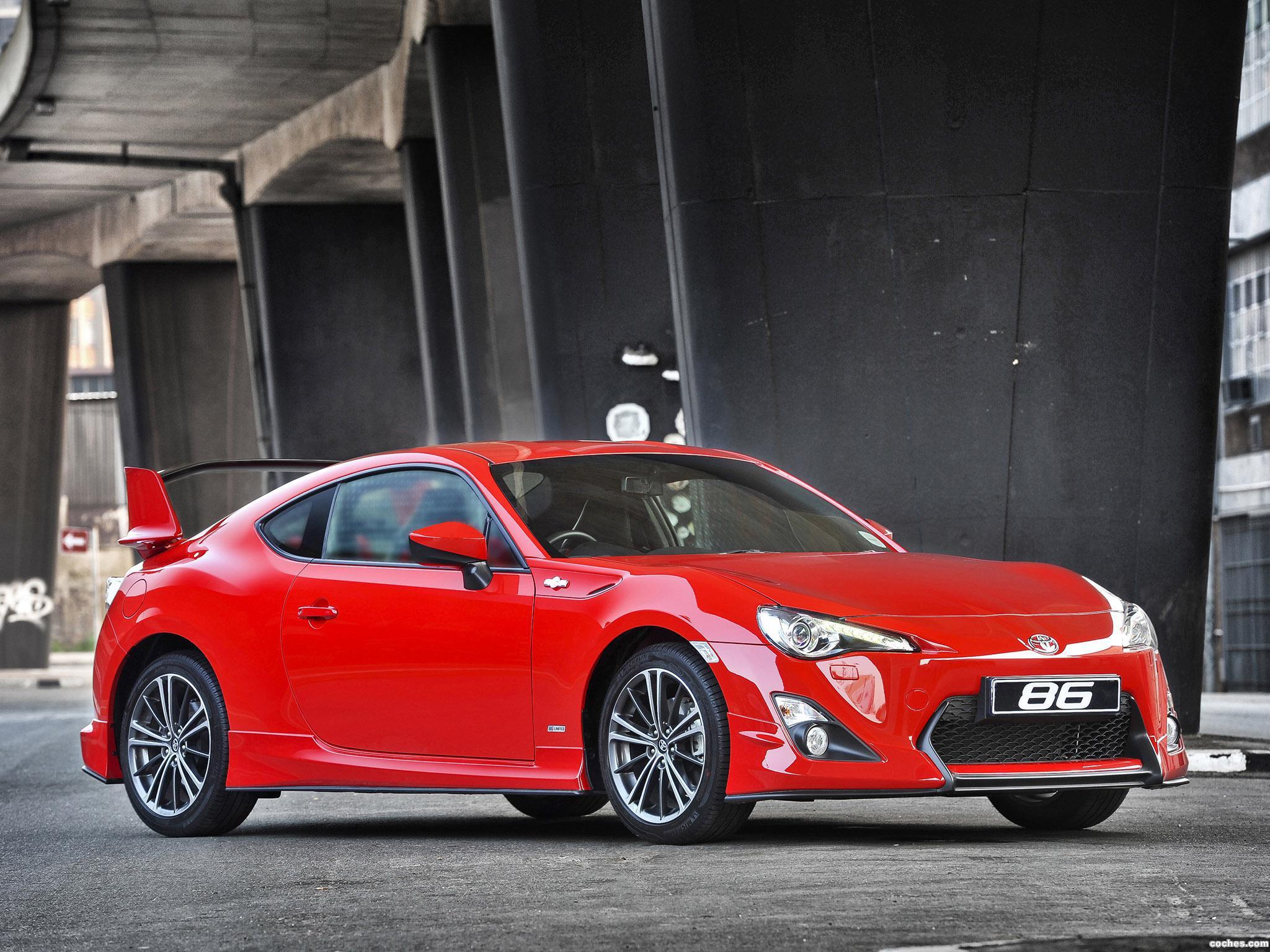 Foto 8 de Toyota GT86 Limited Edition 2014