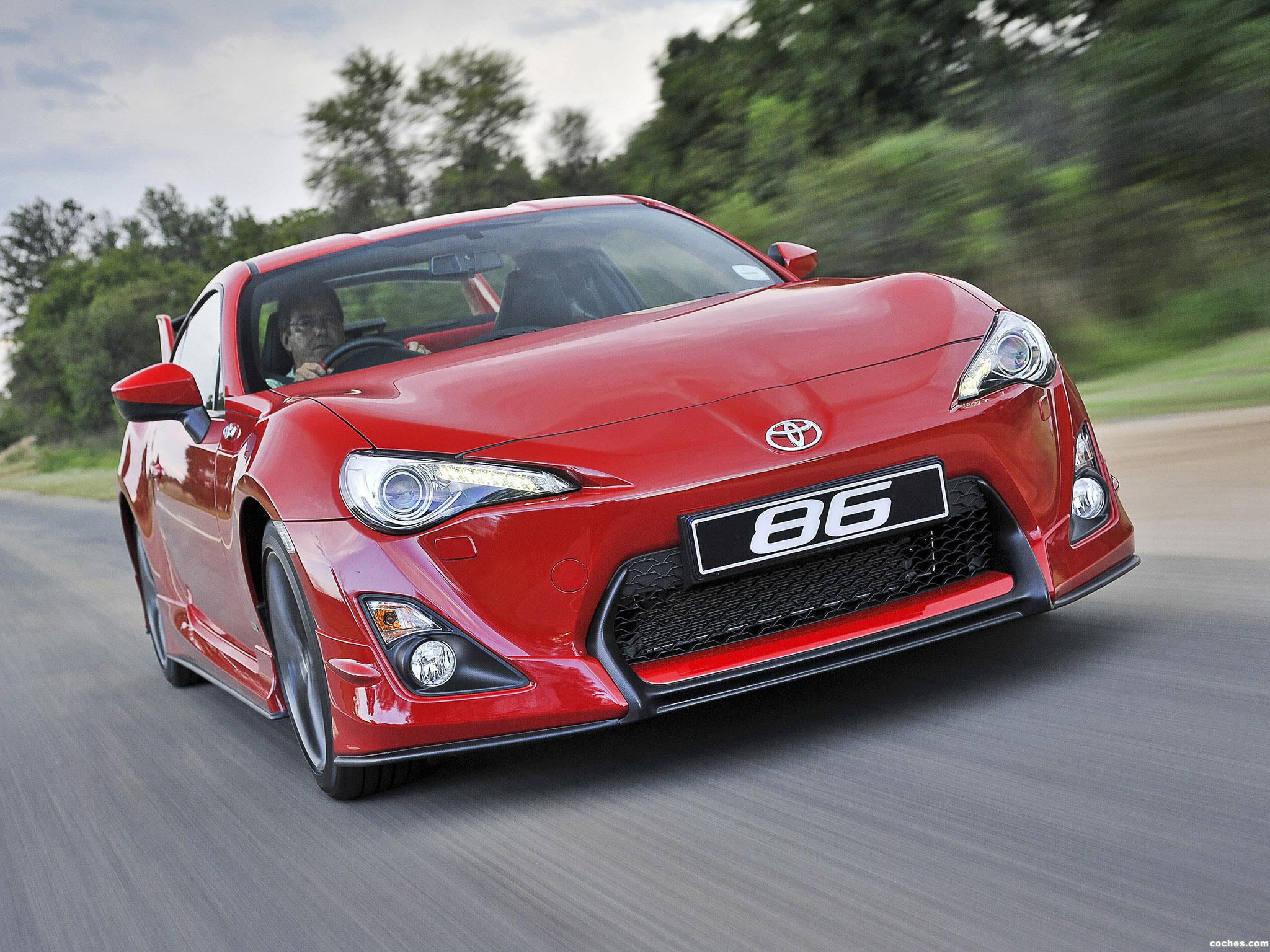 Foto 0 de Toyota GT86 Limited Edition 2014