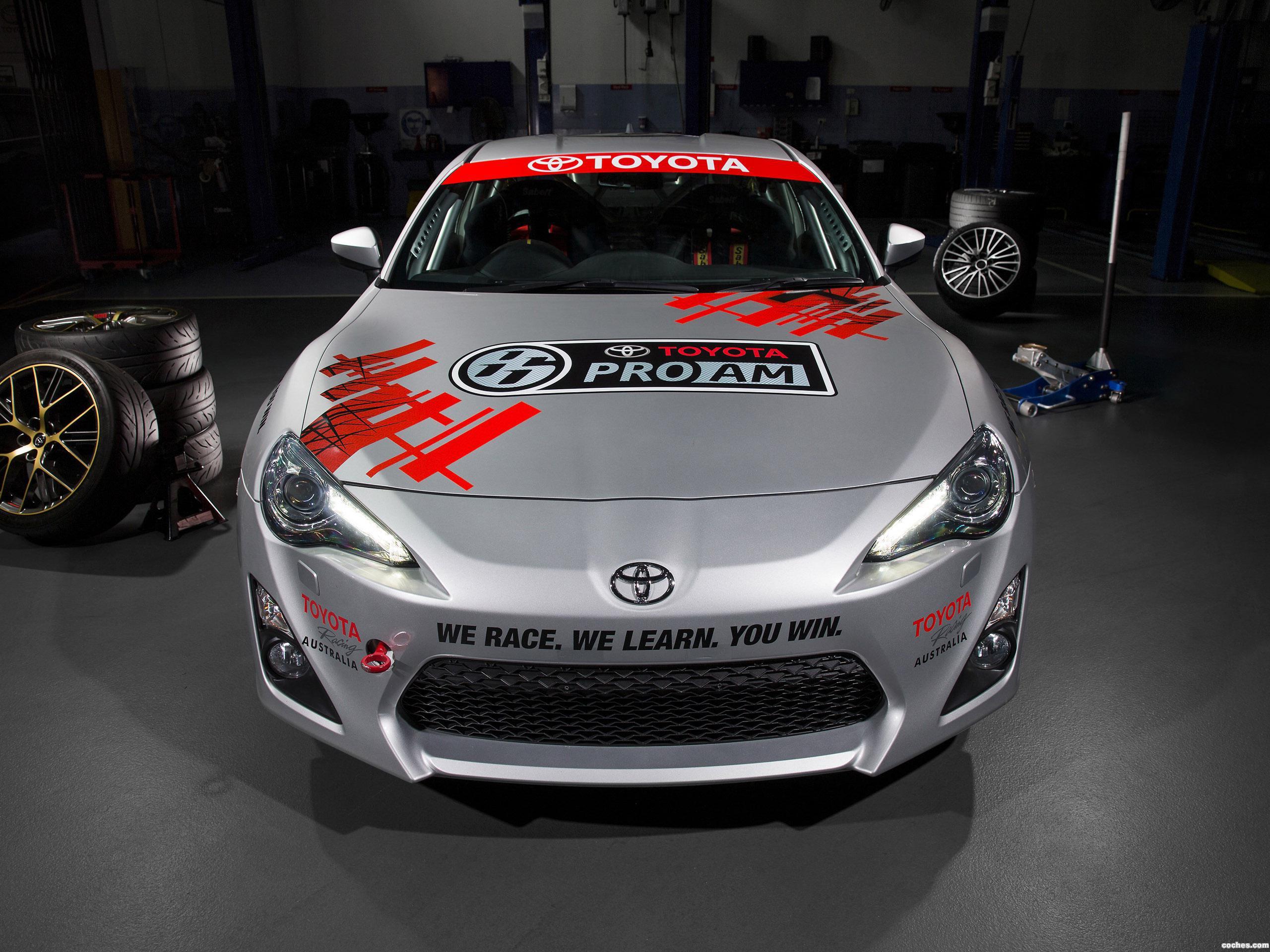 Foto 0 de Toyota 86 Pro Am 2015