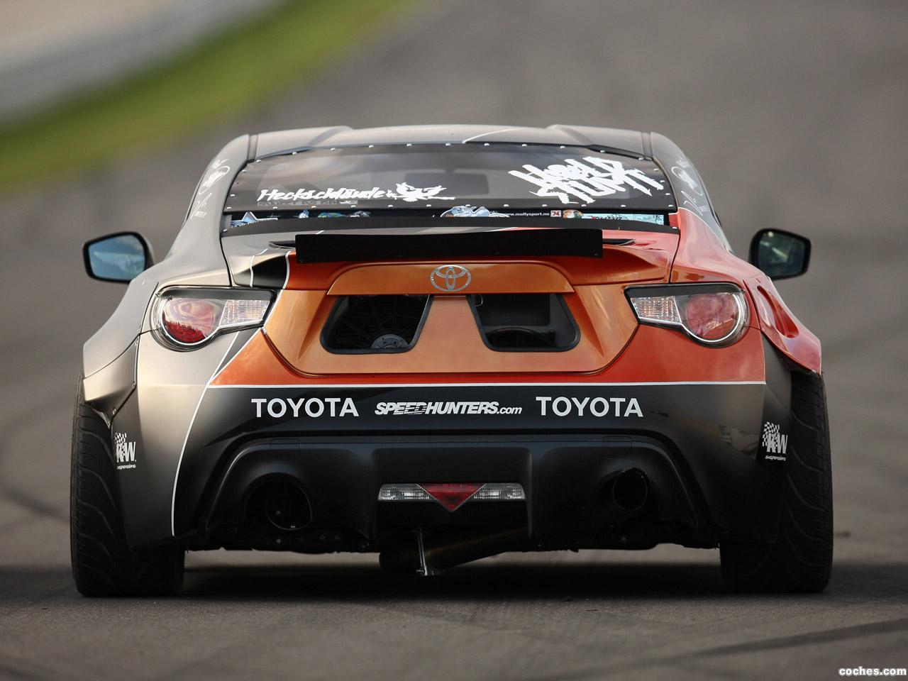 Foto 3 de Speedhunters Toyota GT86 Drift Car 2012