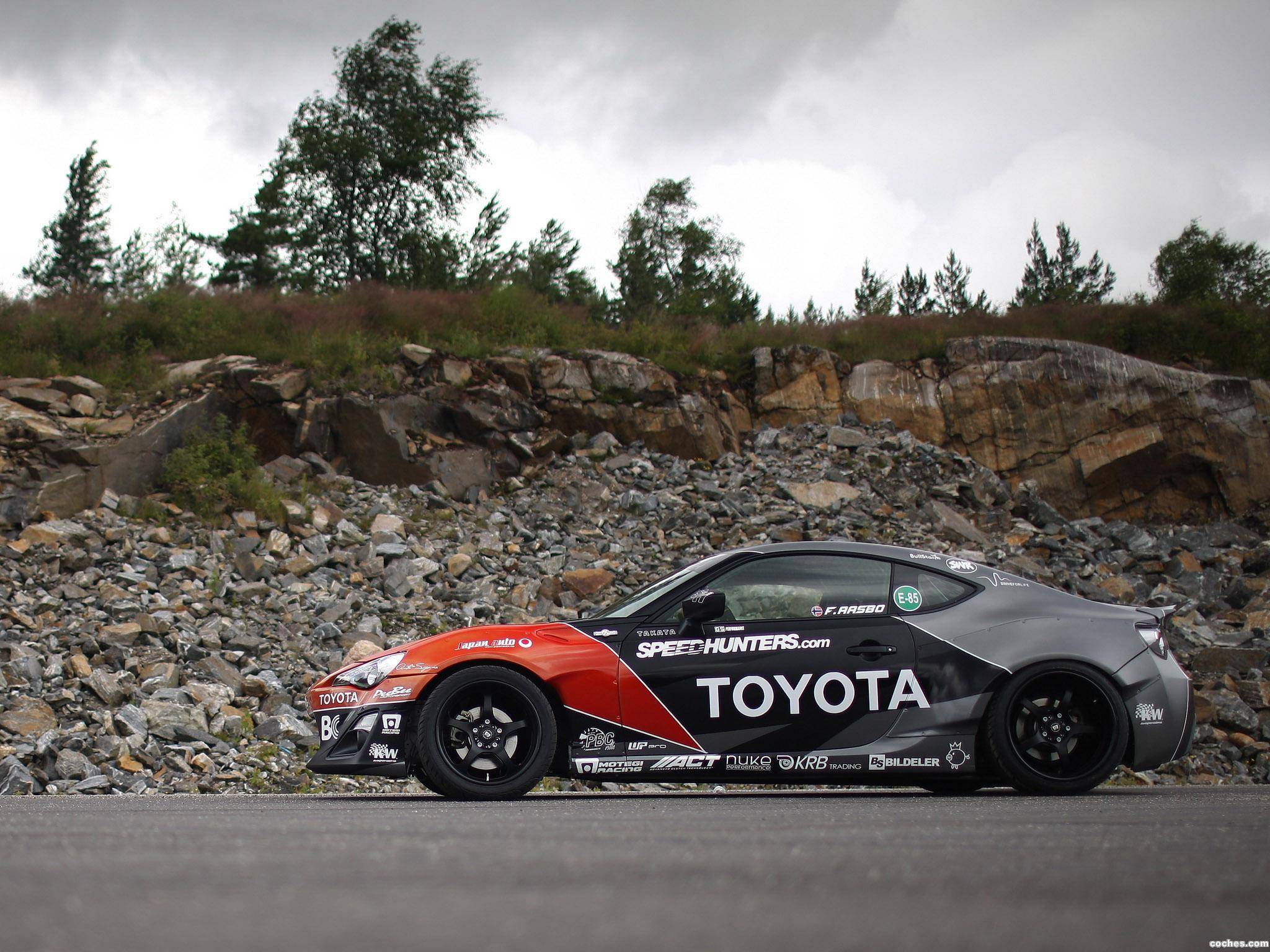 Foto 8 de Speedhunters Toyota GT86 Drift Car 2012