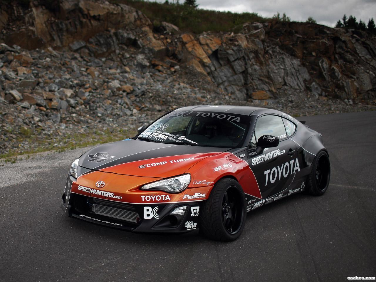 Foto 0 de Speedhunters Toyota GT86 Drift Car 2012