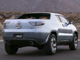 Ver foto 5 de Toyota A-Bat Concept 2008
