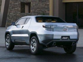 Ver foto 4 de Toyota A-Bat Concept 2008