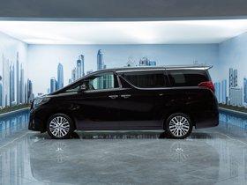 Ver foto 3 de Toyota Alphard  2015