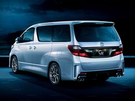 Ver foto 2 de Toyota Alphard 240S 2012