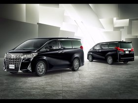 Ver foto 3 de Toyota Alphard Executive Lounge  2018