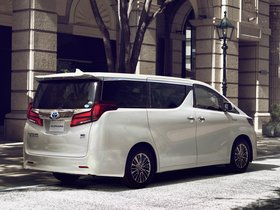 Ver foto 2 de Toyota Alphard Executive Lounge  2018