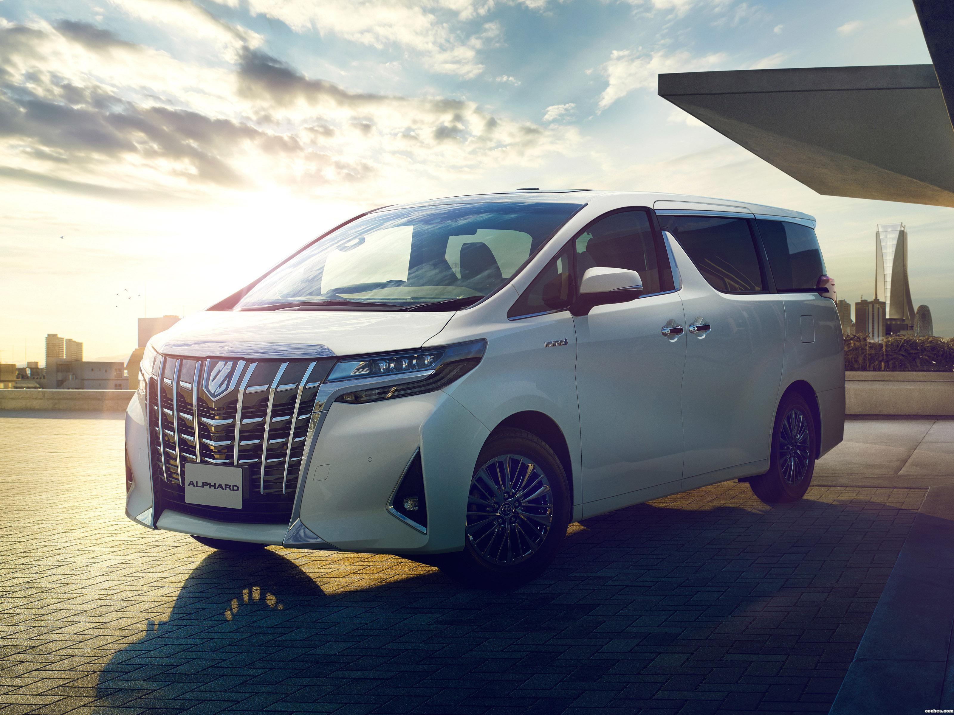 Foto 0 de Toyota Alphard Executive Lounge  2018