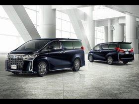 Ver foto 2 de Toyota Alphard Executive Lounge S  2018