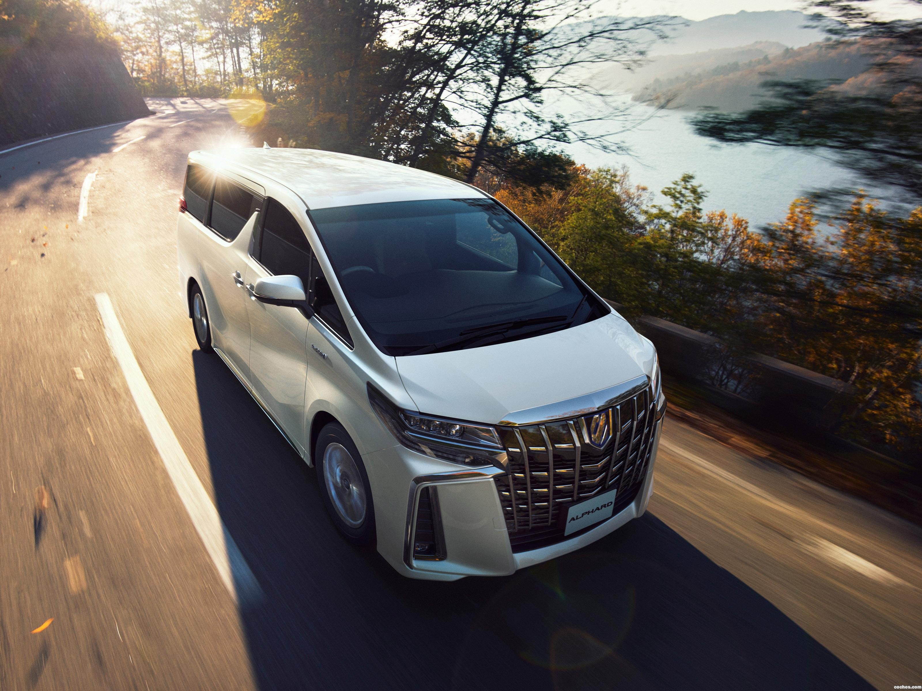 Foto 0 de Toyota Alphard Executive Lounge S  2018