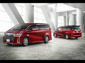 Fotos de Toyota Alphard