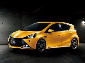 Ver foto 1 de Toyota Aqua G Sports 2013