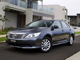Fotos de Toyota Aurion AT-X 2012