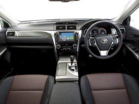 Ver foto 6 de Toyota Aurion Sportivo ZR6 2012